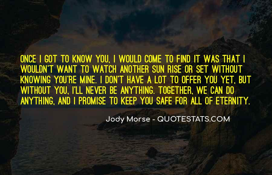 For You I Would Do Anything Quotes #1038437