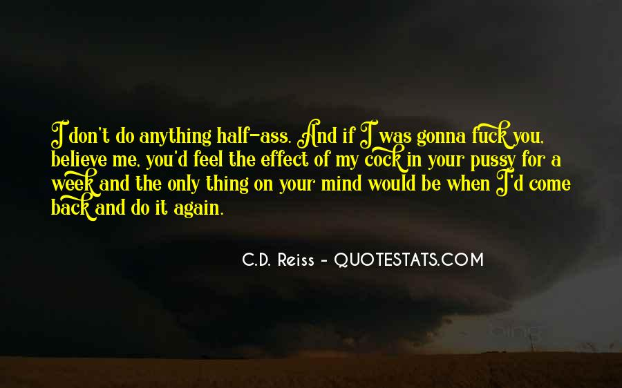 For You I Would Do Anything Quotes #302975