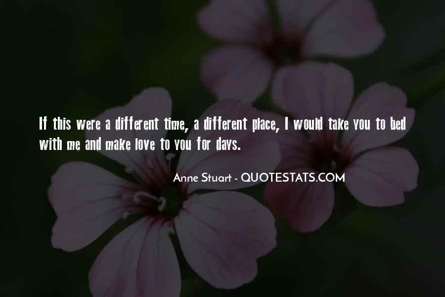 For You I Would Quotes #41461