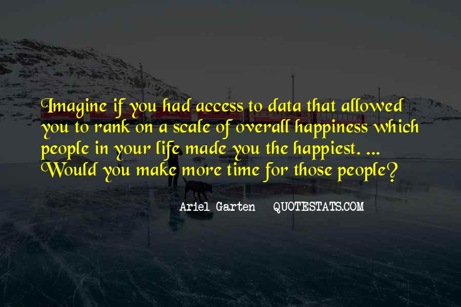 For Your Happiness Quotes #159073