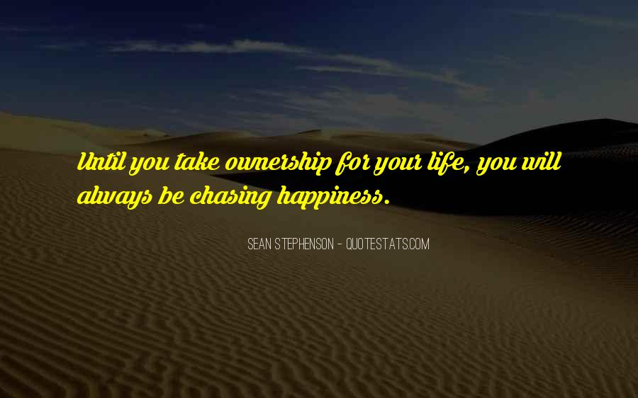 For Your Happiness Quotes #221011