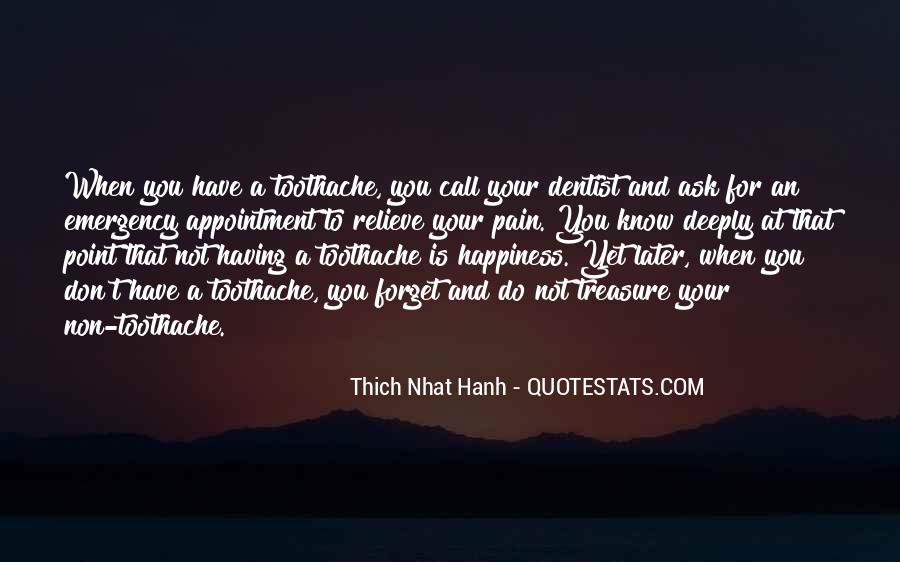 For Your Happiness Quotes #272360