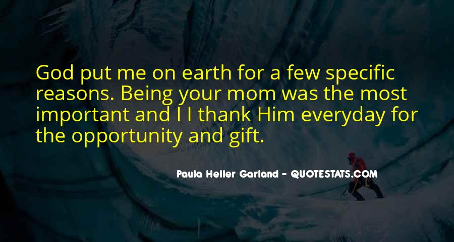 For Your Mom Quotes #1294590
