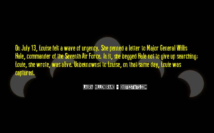 Force Commander Quotes #137345