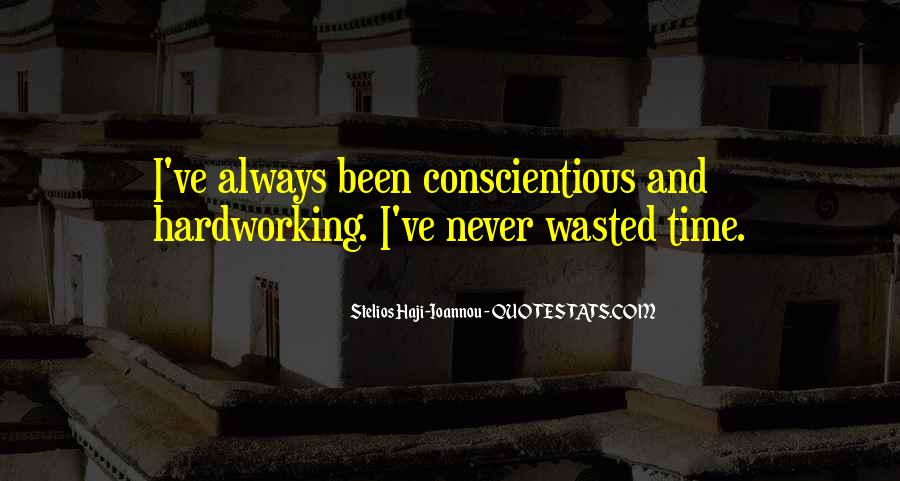 Quotes About Hardworking #991710