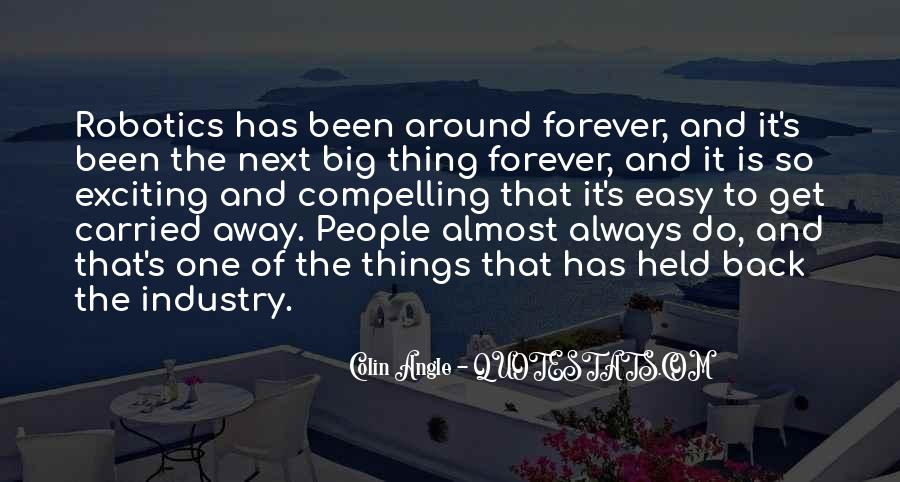 Forever And Almost Always Quotes #500863