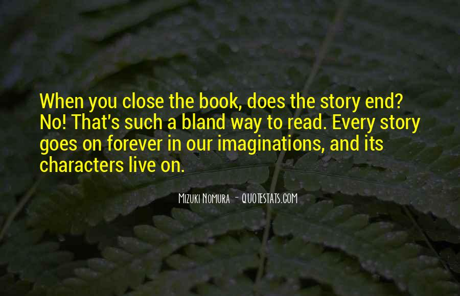 Forever Until The End Quotes #131524