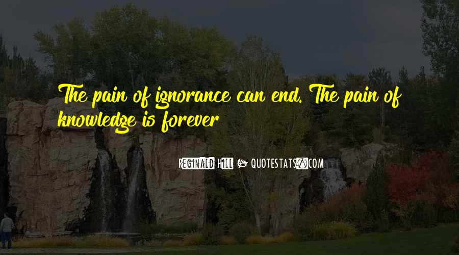 Forever Until The End Quotes #231208