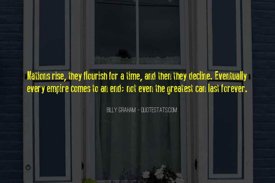 Forever Until The End Quotes #239556