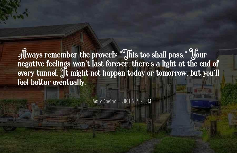 Forever Until The End Quotes #246631