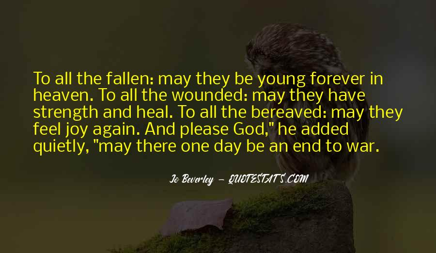 Forever Until The End Quotes #40978