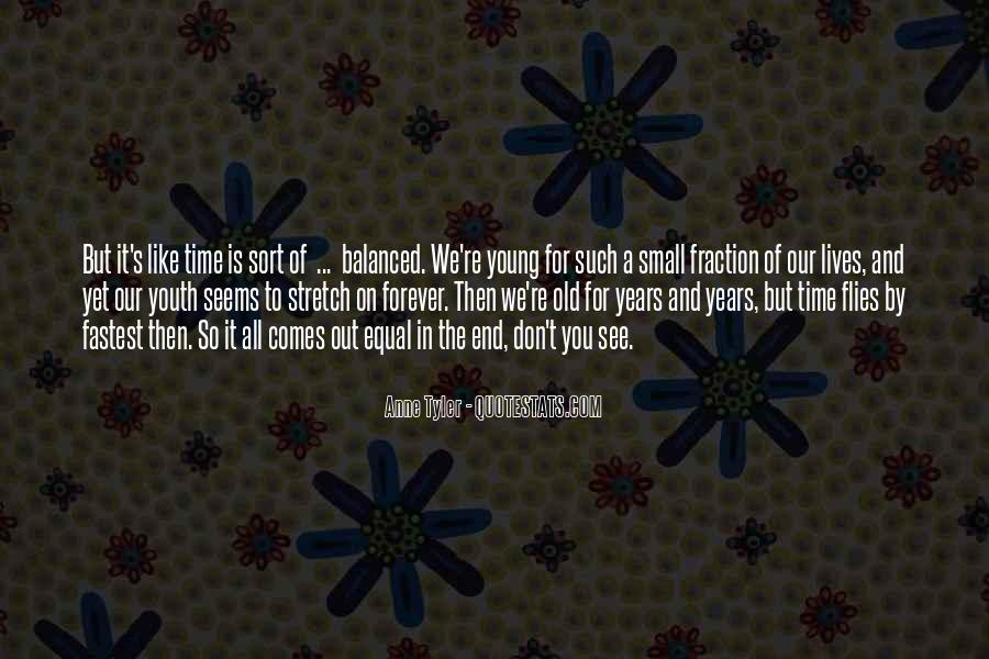 Forever Until The End Quotes #66683