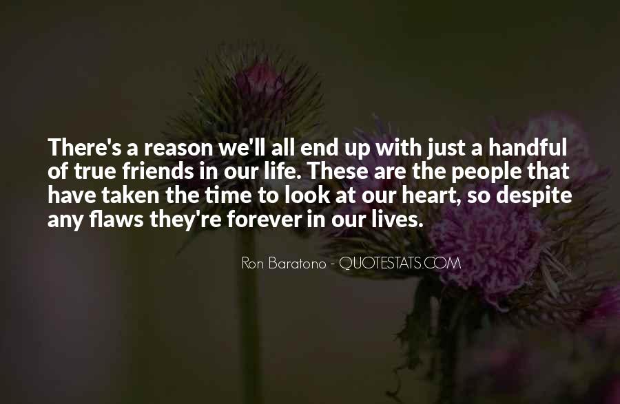 Forever Until The End Quotes #897
