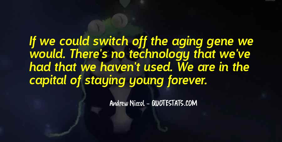 Forever Young Best Quotes #206147