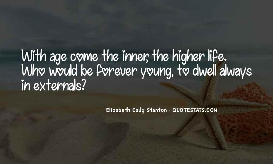 Forever Young Best Quotes #43964