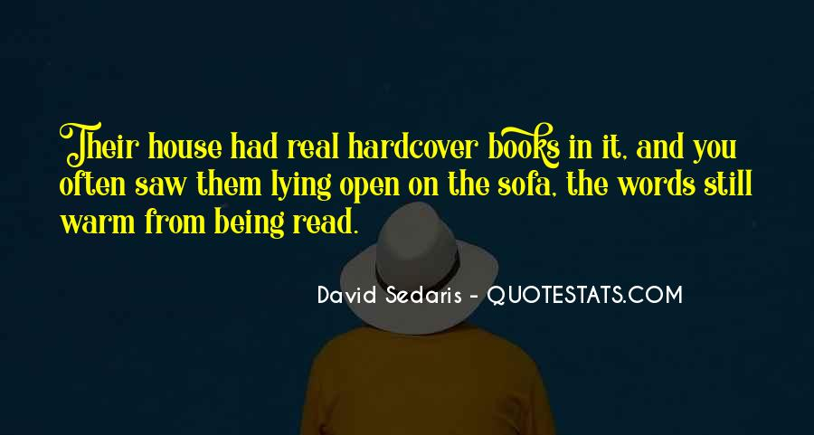 Quotes About Hardcover #1044042