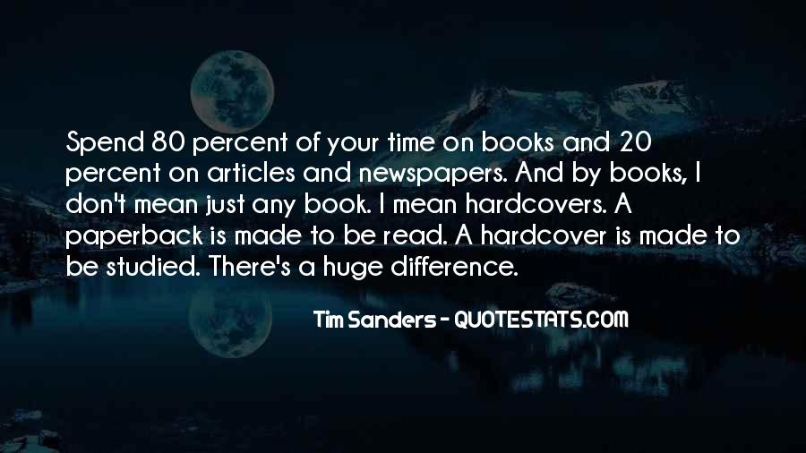 Quotes About Hardcover #1546759