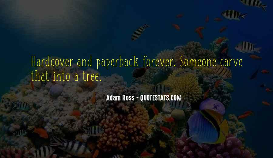 Quotes About Hardcover #338022