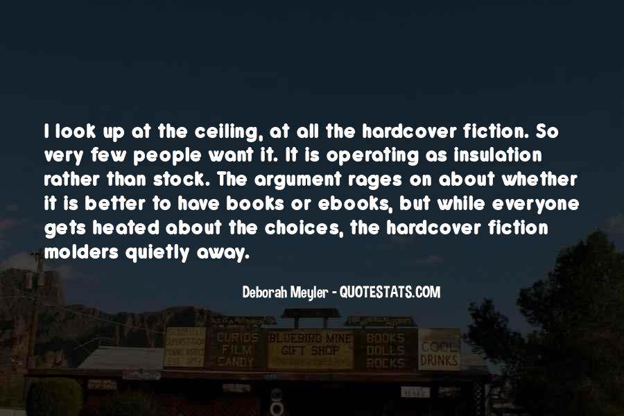 Quotes About Hardcover #35439