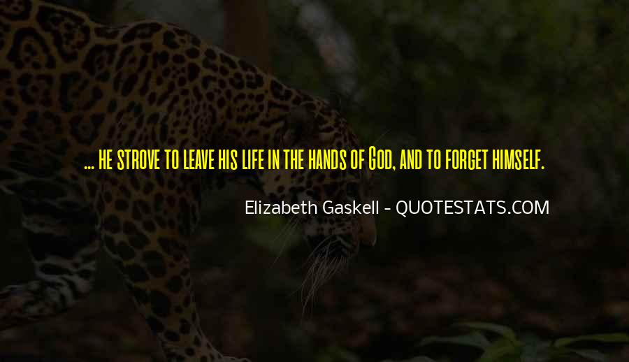 Forget Life Quotes #102187