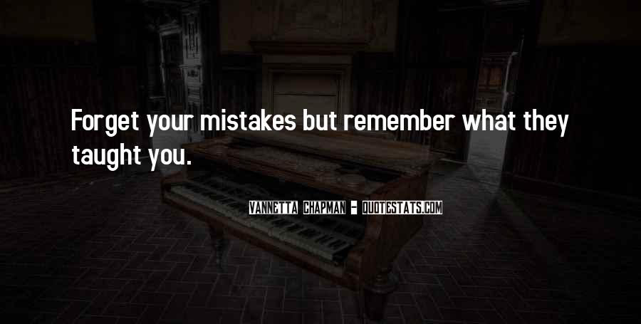 Forget Life Quotes #115376