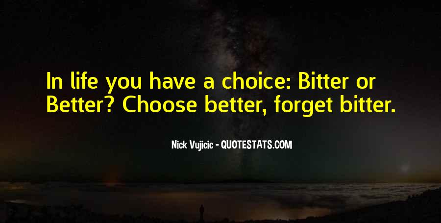 Forget Life Quotes #160481