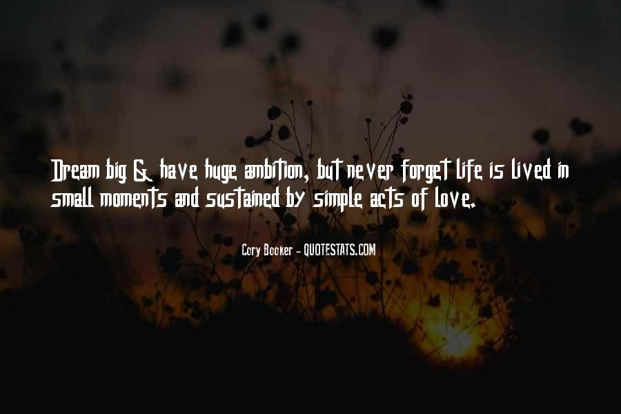 Forget Life Quotes #181144