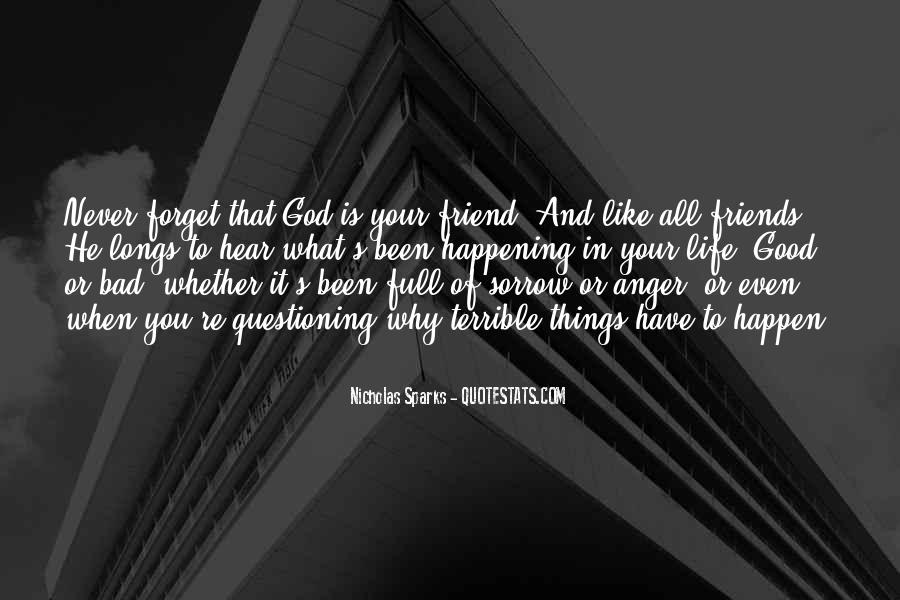 Forget Life Quotes #191554