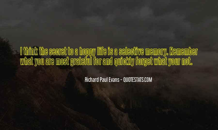 Forget Life Quotes #60957