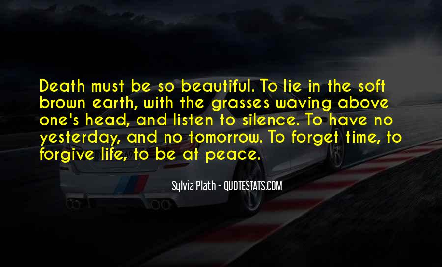 Forget Life Quotes #82357