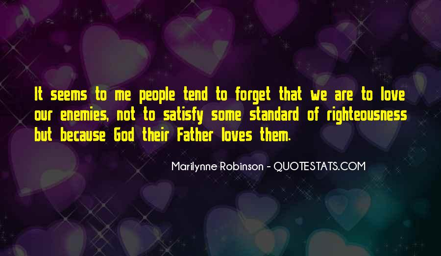 Forget Me Not Love Quotes #1741202
