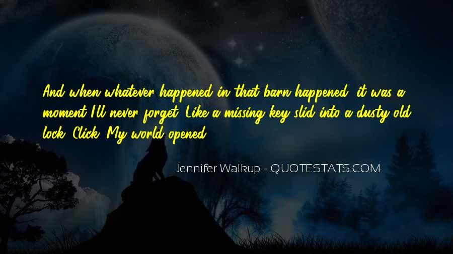 Forget What Happened In The Past Quotes #210445
