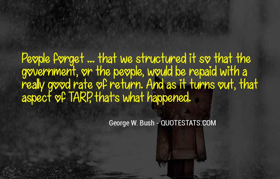 Forget What Happened In The Past Quotes #45109
