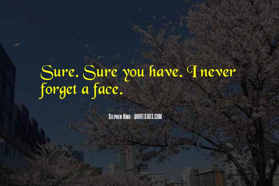 Forget You Never Quotes #110077