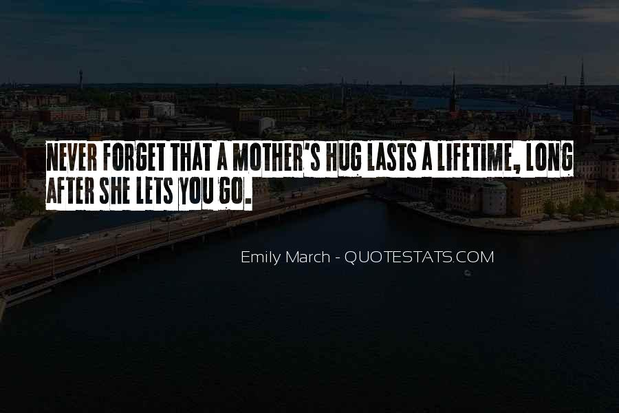 Forget You Never Quotes #114206