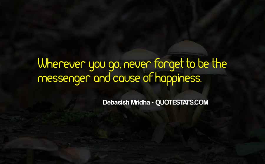 Forget You Never Quotes #146853