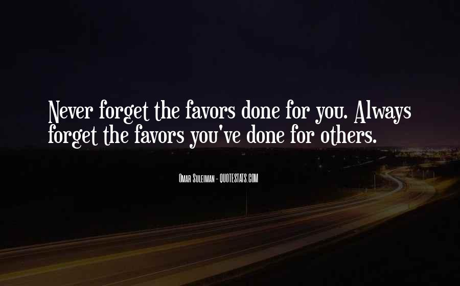 Forget You Never Quotes #211456