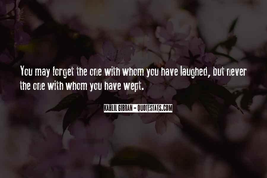 Forget You Never Quotes #37042