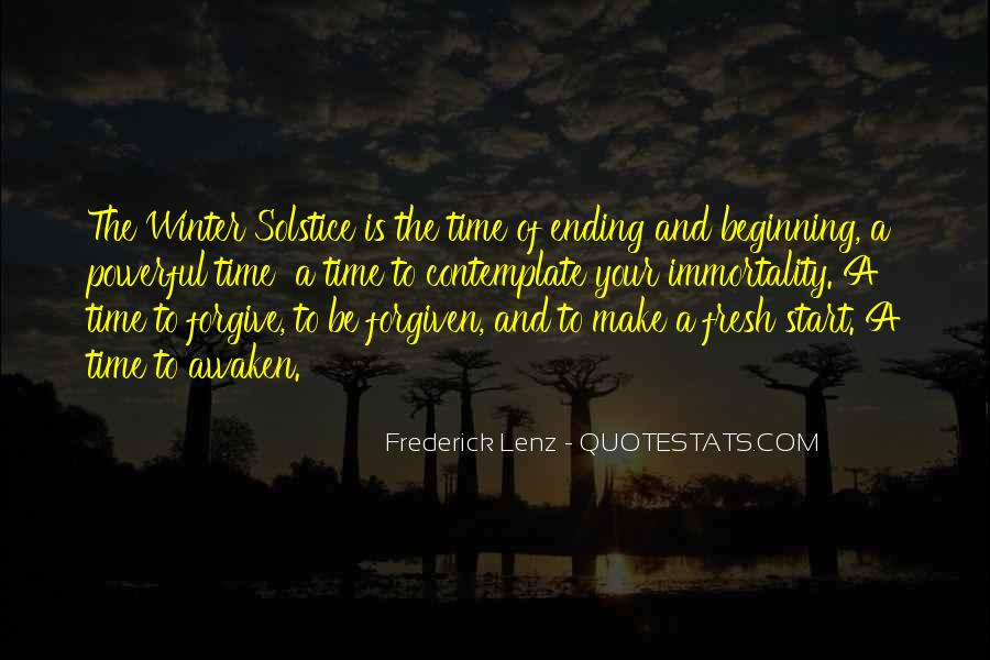 Forgive And Start Over Quotes #1641918