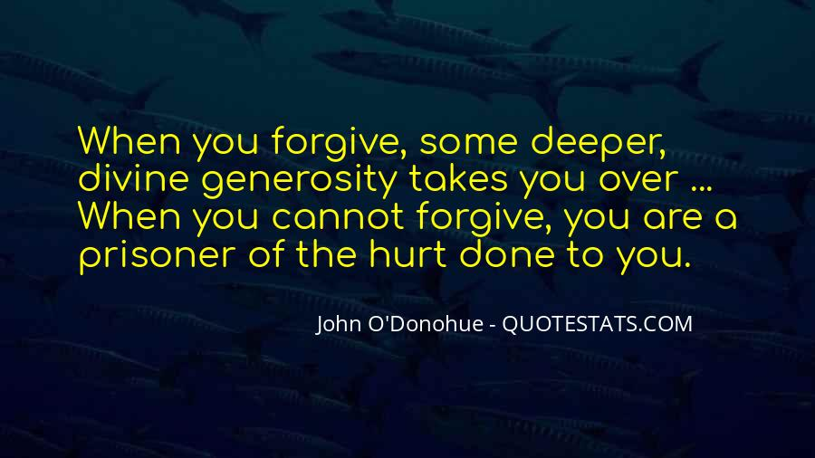 Forgive Yourself And Let Go Quotes #21527