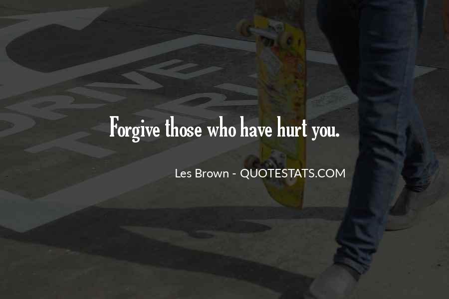 Forgive Yourself And Let Go Quotes #6754