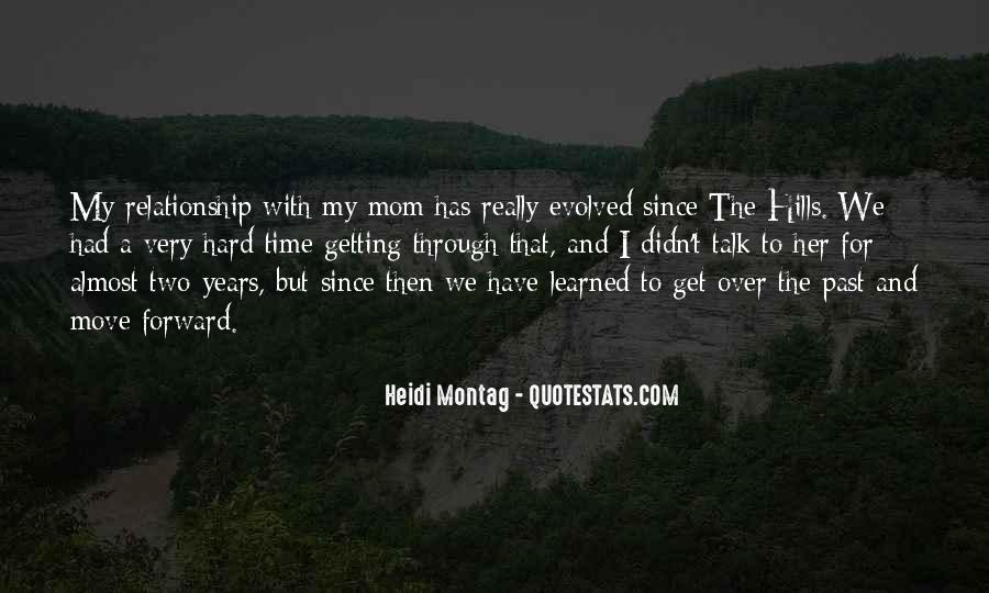 Quotes About Hard Time In A Relationship #1659570