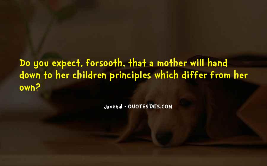 Forsooth Quotes #395505