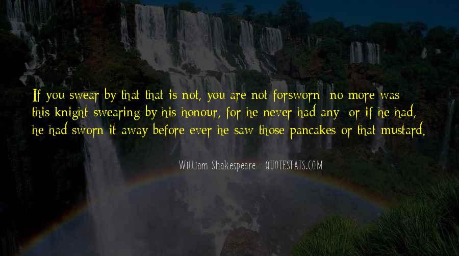 Forsworn Quotes #906663