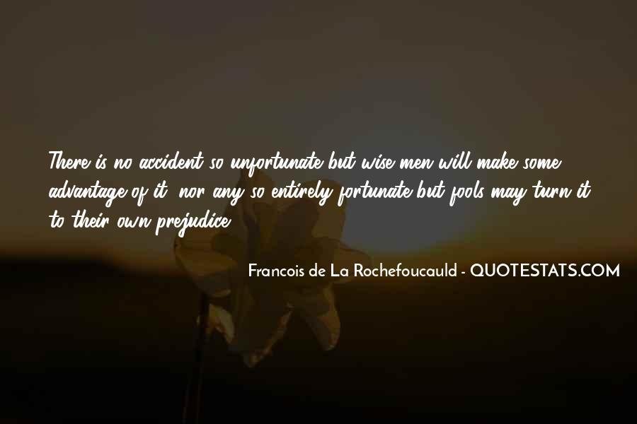 Fortunate Unfortunate Quotes #1008755