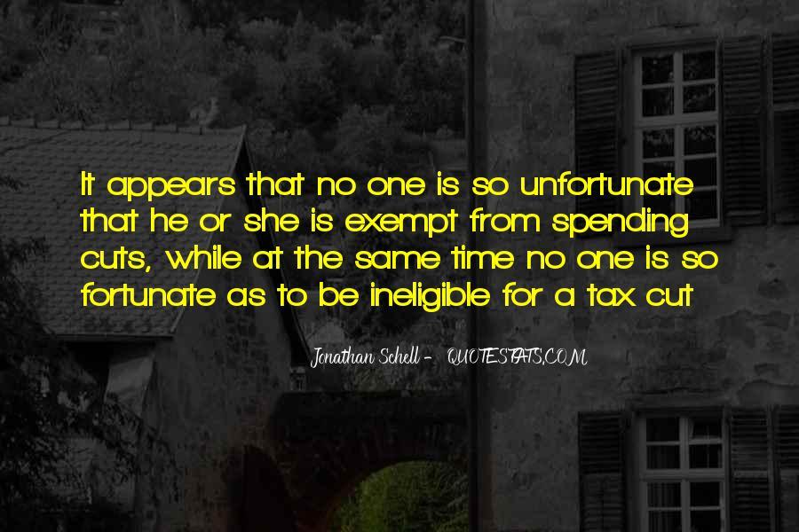 Fortunate Unfortunate Quotes #1092198