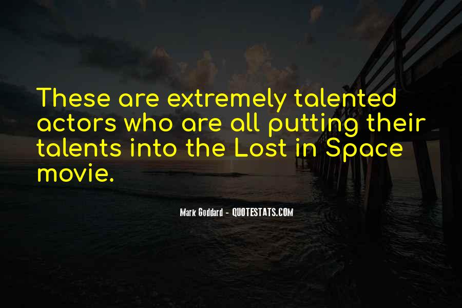 Fortunate Unfortunate Quotes #1463312