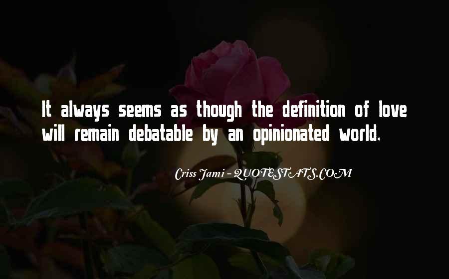 Fortunate Unfortunate Quotes #409419