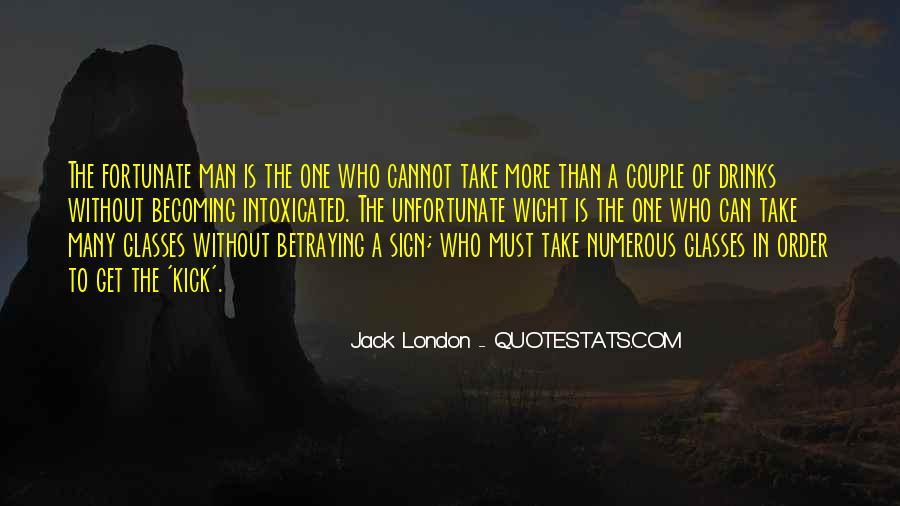 Fortunate Unfortunate Quotes #412860