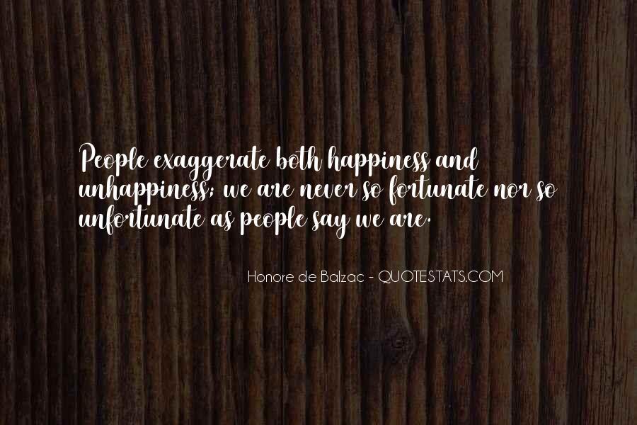 Fortunate Unfortunate Quotes #908437